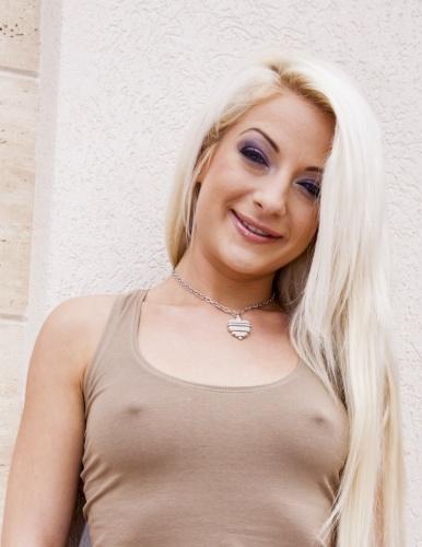 Girl Anastasia Blonde