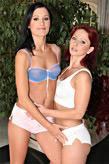 Missy & Liza pic #4