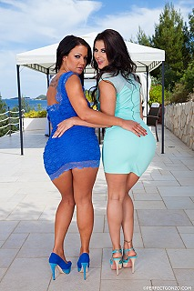 Billie Star & Nia Black pic #3