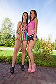 Denise & Alexis pic #4